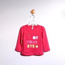 Ảnh số 25: Áo cotton bé gái màu hồng - Giá: 1.000