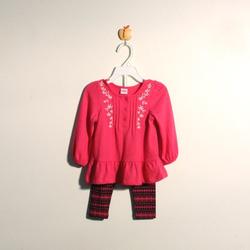 ?nh s? 48: Bộ cotton bé gái - Giá: 1.000