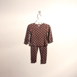 ?nh s? 60: Bộ cotton bé gái in hình hoa - Giá: 1.000