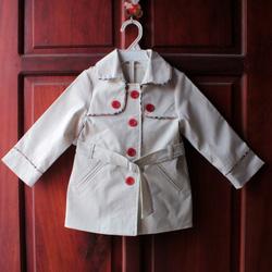 ?nh s? 72: Áo khoác bé gái kaki - Giá: 1.000