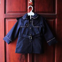 ?nh s? 73: Áo khoác bé gái kaki - Giá: 1.000