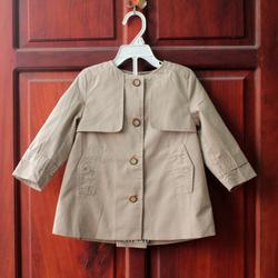 ?nh s? 74: Áo khoác bé gái kaki - Giá: 1.000