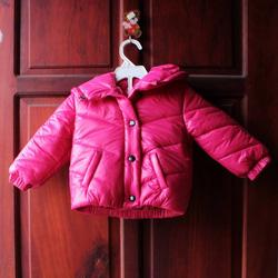 ?nh s? 77: Áo khoác phao bé gái - Giá: 1.000
