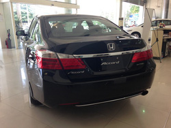 ?nh s? 9: Honda Accord - Giá: 1.435.000.000