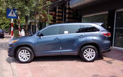 ?nh s? 2: Toyota Highlander 2014 - Giá: 2.340.000.000