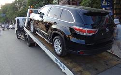?nh s? 6: Toyota Highlander 2014 - Giá: 2.340.000.000