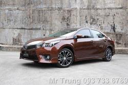 Ảnh số 3: Corolla Altis 2014 - Giá: 746.000.000