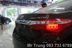 Ảnh số 6: Corolla Altis 2014 - Giá: 746.000.000
