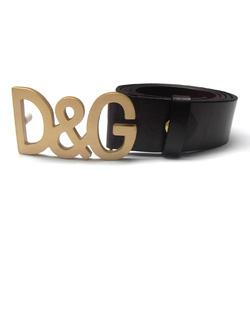 Ảnh số 41: Thắt lưng da miếng, khóa đồng D&G T824 - Giá: 495.000