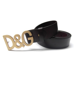 Ảnh số 42: Thắt lưng da miếng, khóa đồng D&G T824 - Giá: 495.000