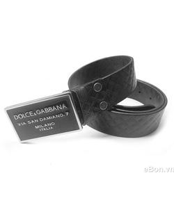 Ảnh số 44: Thắt lưng nam D&G T715 - Giá: 450.000