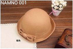 Ảnh số 31: mũ nấm màu be - Giá: 220.000