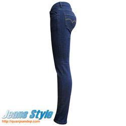 Ảnh số 23: Quần jean nữ ống côn đứng, cạp cao LEVIS 14122 - Giá: 350.000