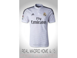 ?nh s? 11: Real Madrid 2014-2105 Jersey - Giá: 360.000