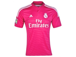 ?nh s? 12: Real Madrid 2014-2105 Jersey - Giá: 360.000