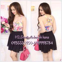 Ảnh số 96: Đầm hotgirl 551A - Giá: 170.000