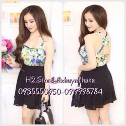 Ảnh số 95: Đầm hotgirl 551A - Giá: 170.000