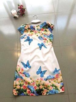 Ảnh số 87: Đầm hotgirl 556Ha - Giá: 215.000