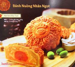 Ảnh số 9: bánh Nướng 1 trứng - Bánh Trung Thu Kinh Đô - Giá: 50.000