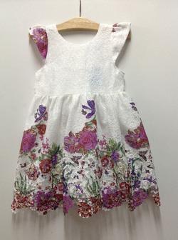 Ảnh số 55: Đầm ren xơ mướp - Giá: 1.000