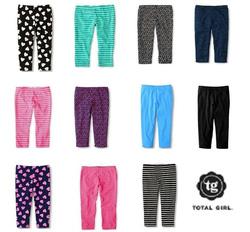 Ảnh số 68: Legging  BG Total girl - Giá: 1.000