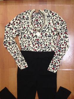 Ảnh số 19: áo len hình - Giá: 130.000
