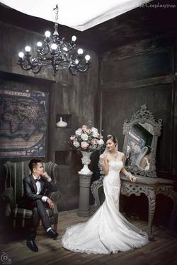 Ảnh số 1: váy cưới - Giá: 300.000