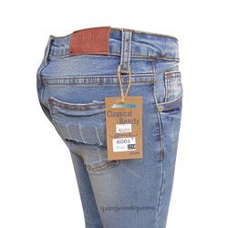 Ảnh số 45: Quần jean nữ rách JEANS 6001 - Giá: 420.000