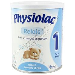 ?nh s? 16: Sữa Physiolac số 1, 900g - Giá: 415.000