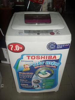 Ảnh số 6: Máy giặt Toshiba 7kg - Giá: 2.200.000