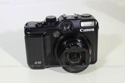 Ảnh số 3: Canon PowerShot G10 - Giá: 4.200.000