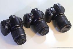 Ảnh số 60: Nikon D3000 kit - Giá: 4.600.000