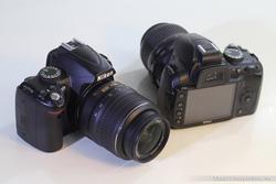 Ảnh số 59: Nikon D3000 kit - Giá: 4.600.000