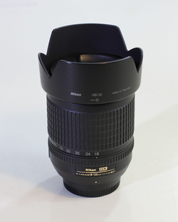 Ảnh số 61: Nikon AF-S 18-135mm - Giá: 2.800.000
