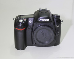 Ảnh số 68: Nikon D80 body - Giá: 4.100.000