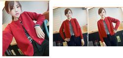 Ảnh số 36: áo khoác len - Giá: 290.000