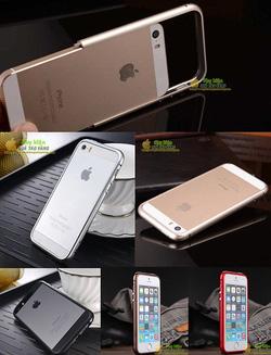 Ảnh số 8: Viền kim loại iphone 5 Luphie Meta case - Giá: 350.000