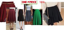 Ảnh số 1: sale đồng giá 180k tất cả các loại chân váy - Giá: 180.000