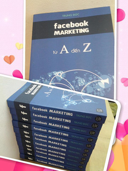 Ảnh số 99: Sách facebook marketing từ A->Z - Giá: 129.000