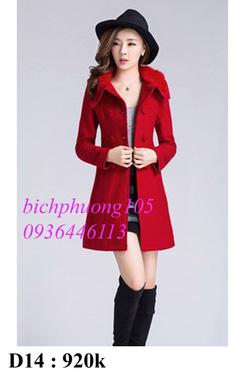 ?nh s? 14: Áo khoác bichphuong105 - Giá: 920.000