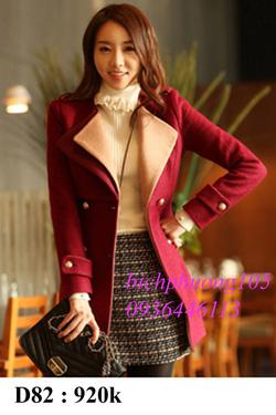 ?nh s? 82: Áo khoác  bichphuong105 - Giá: 920.000