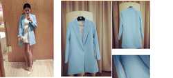 Ảnh số 60: áo vest dáng dài - Giá: 490.000