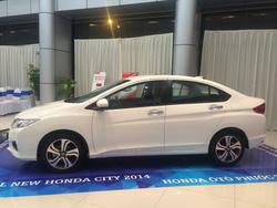 ?nh s? 3: Honda City - Giá: 590.000.000