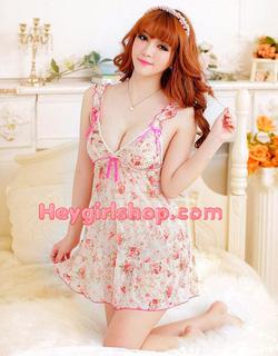 ?nh s? 4: Đầm ngủ D564 - Giá: 160.000