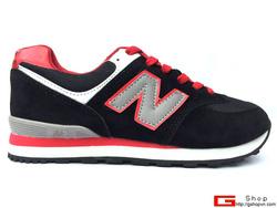Ảnh số 3: giày nêwbance đen đỏ - Giá: 240.000