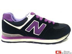Ảnh số 6: giày nêwbance đen tím - Giá: 240.000
