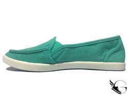Ảnh số 10: giày slip- on xanh ngọc - Giá: 180.000