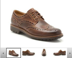 Ảnh số 2: Montacute Wing Dark Tan Leather - Giá: 2.450.000