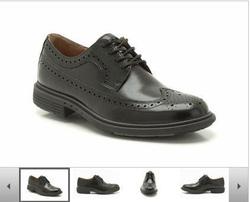 Ảnh số 3: Un Limit Black Leather - Giá: 2.350.000