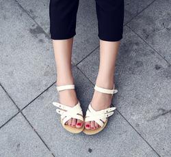 Ảnh số 25: Giày sandals chiến binh chéo dây - Giá: 230.000